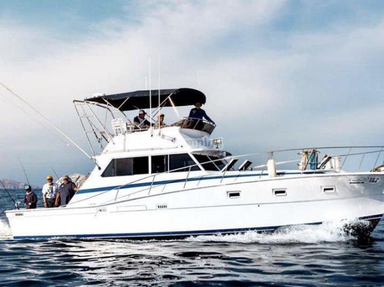 Yacht for groups in Mazatlan