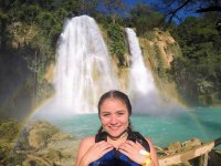 Guided tour of Tamul Waterfall in Tamasopo 8 hours