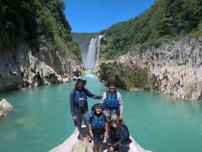 Tour a Tamasopo y Cascada con hospedaje 2 días
