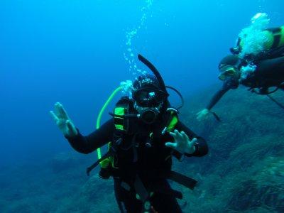 Scuba diving tour in Tabasco 6 h