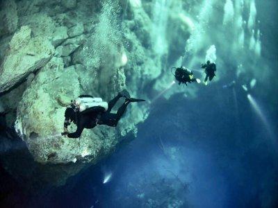 Inmersión de buceo con certificado en Tulum 9 h