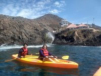 Kayak tour to La Bufadora 1 hour and 30 minutes
