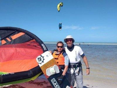Curso de kitesurf en Isla de Holbox 3 días