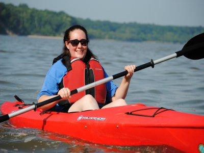Kayaking on the Lake of Valle de Bravo 1 hour