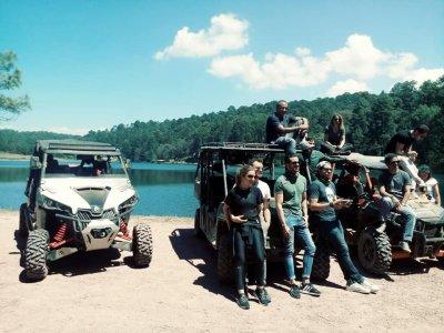 RZR Valle de Bravo buggy tour 1 hour 15 min