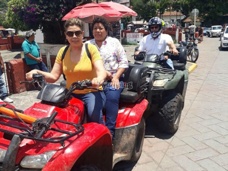 Touring Valle de Bravo