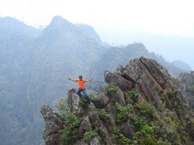 Hike to Sacred Mountain Zempoaltepetl 9 hours