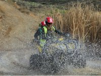 Adrenaline while driving your ATV