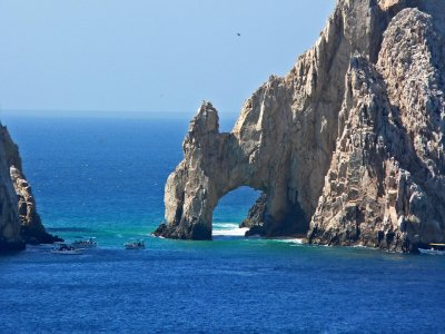 San Lucas Los Cabos Bay Boat Tour 2h