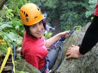 Tucan waterfall rappel