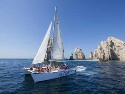 Snorkel en Bahía de Santa María Los Cabos 4h