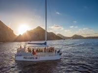 Fiesta en barco en Cabo San Lucas 2 horas