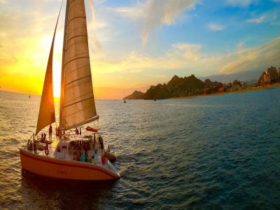 Sailboat ride for children in Los Cabos 2h
