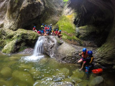 Water trekking in Jalcomulco 4 hours with lunch