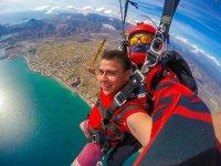 Tandem jump over San Carlos Bay 10,000 feet