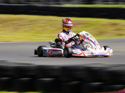 Kartz circuit in Huixquilucan for 20 minutes