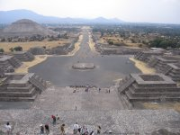 Views of Teotihuacan