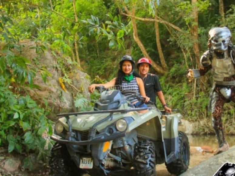 ATVs in Puerto Vallarta