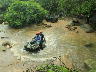 Tandem ATV route in Puerto Vallarta 6h
