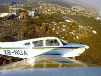 Avioneta en Toluca