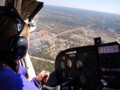 Panoramic flight over General Terán 20 minutes