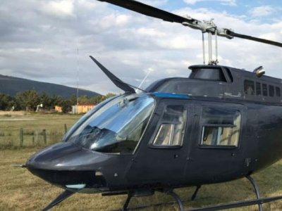 Vorjet Toluca Vuelo en Helicóptero