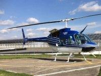 helicóptero bell 206