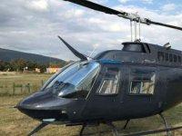 Helicoptero negro