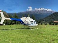 Vuelos en helicóptero