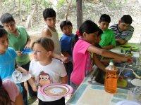 Campamentos escolares