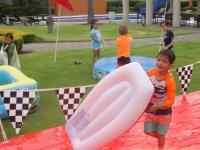 Water games in Guadalajara