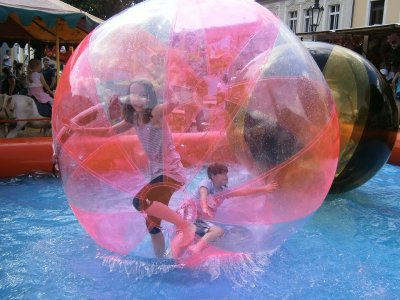 Diversiones MX Zorbing
