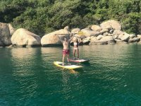 Stand Up Paddle in Acapulco