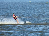 Enjoy water skiing in Acapulco