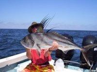 Disfrutando de la pesca