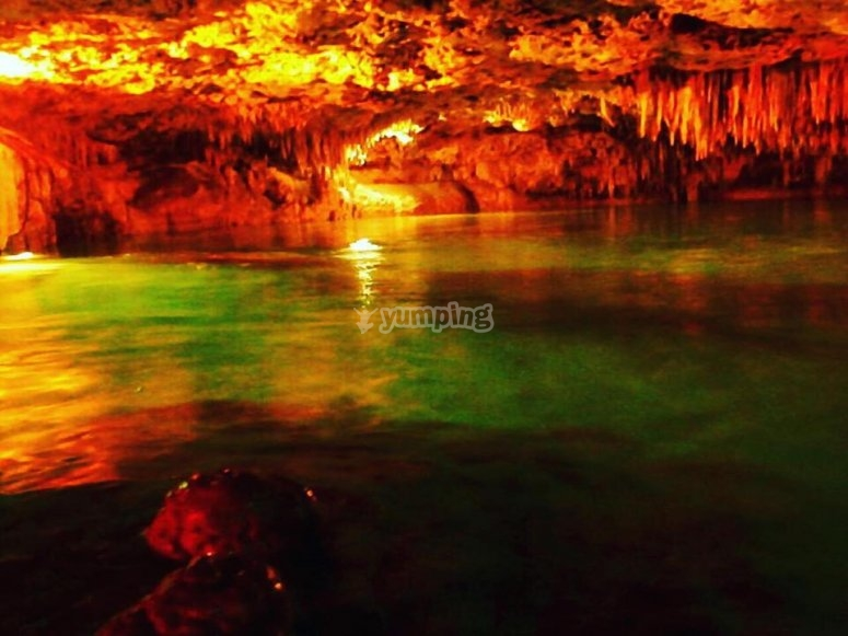 Cenote subterraneo
