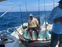 Jornada de pesca en Acapulco