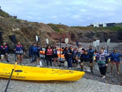Paseo en kayak para grupos hacia La Bufadora