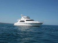 Viaje en catamaran