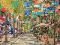 Visita guiada a Sayulita y San Pancho con almuerzo