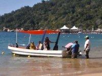 Boat trips through Acapulco