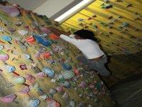 Sloping walls