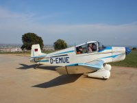 Scenic light plane flight Cucapah and Mexicali 1h