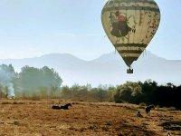 Balloon flight in Valle de Guadalupe