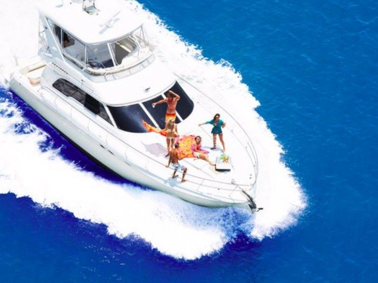 Navegando en el caribe