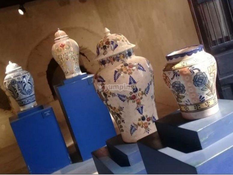 Sculptures in Nuevo León