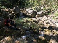 Hiking through La Estanzuela Park 7 hours