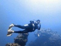 Buceando en Veracruz Profundidad Centro de Buceo