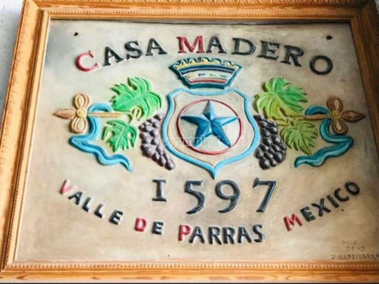 Visit to Casa Madero