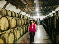 Knowing wine cellar
